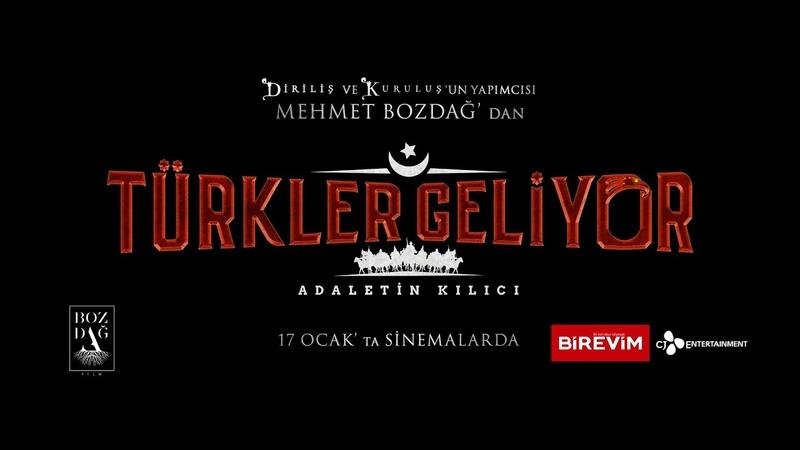 Türkler Geliyor 'Adaletin Kılıcı' Yeni Tanıtım