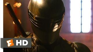 G.I. Joe: Retaliation (4/10) Movie CLIP - Ninja vs. Ninja (2013) HD