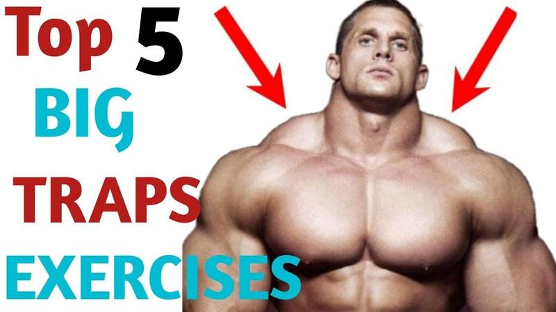 Collar workout Best traps workout traps kaise banaye traps exercises