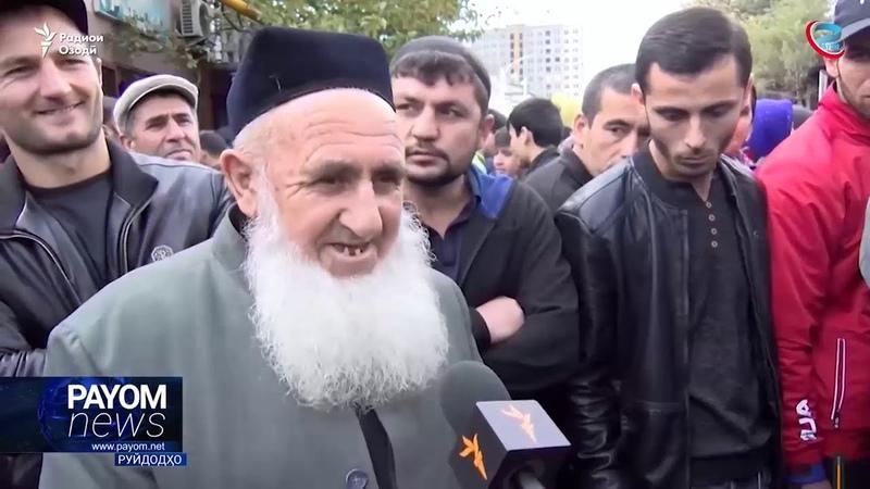 """558 нафар зиндонии дигар аз маҳбаси """"якум советский"""" ҳам озод шуданд"""