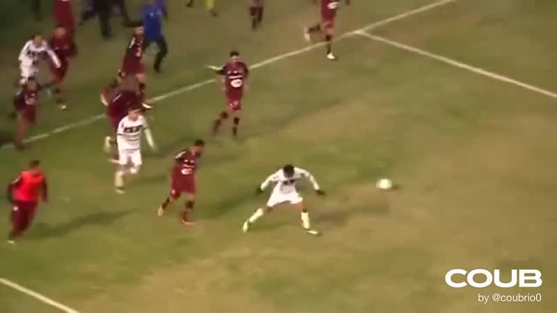 The Brazilian Speedy Gonzales