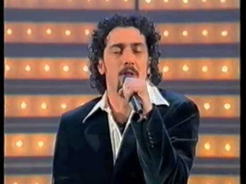 Alessandro Pitoni - Dimmi dov'é la strada per il paradiso (Live Sanremo 98)