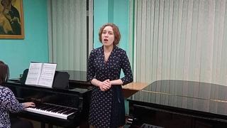 Корчёмкина Ксения - А. С. Даргомыжский, М. Ю. Лермонтов «Мне грустно»