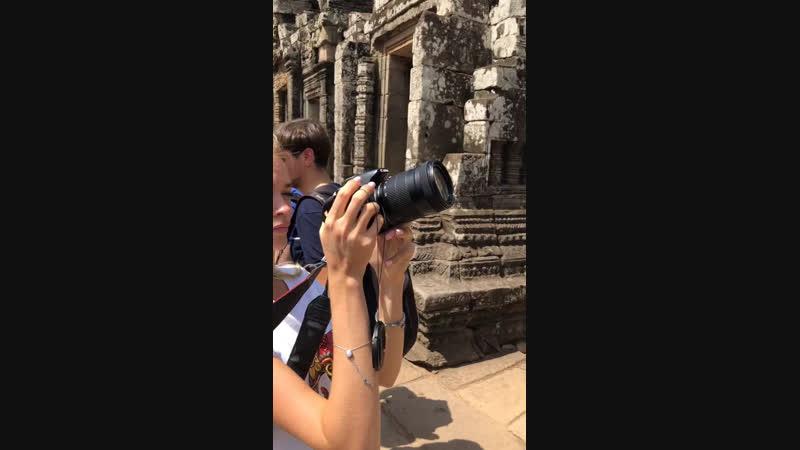 Cambodia. Angkor. Bayon Temple