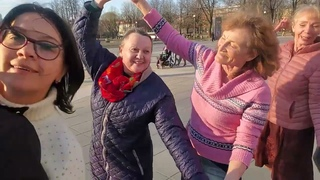 St. Petersburg Russia Dance Group