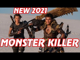 New Action Movies 2020 MONSTER KILLER - Latest Action Movies Full Movie English 2021
